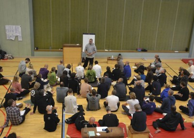 Qi Gong Theory Lecture