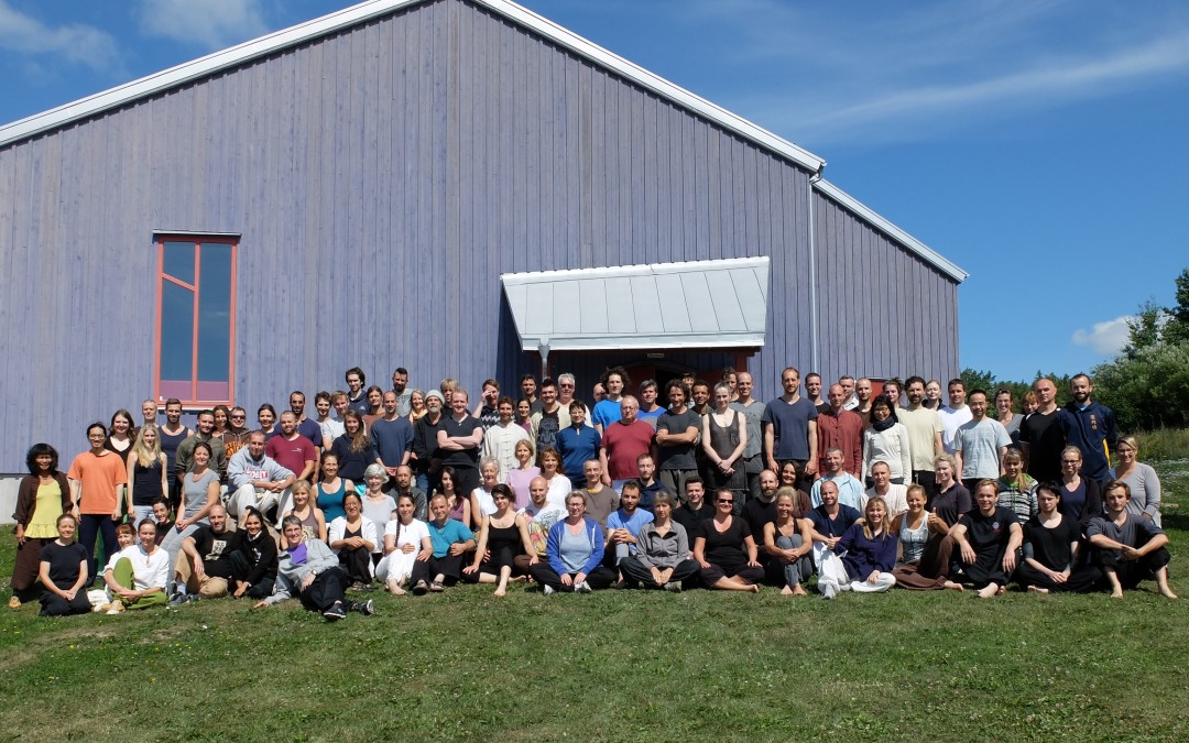 Group Photo from 2016 Camp
