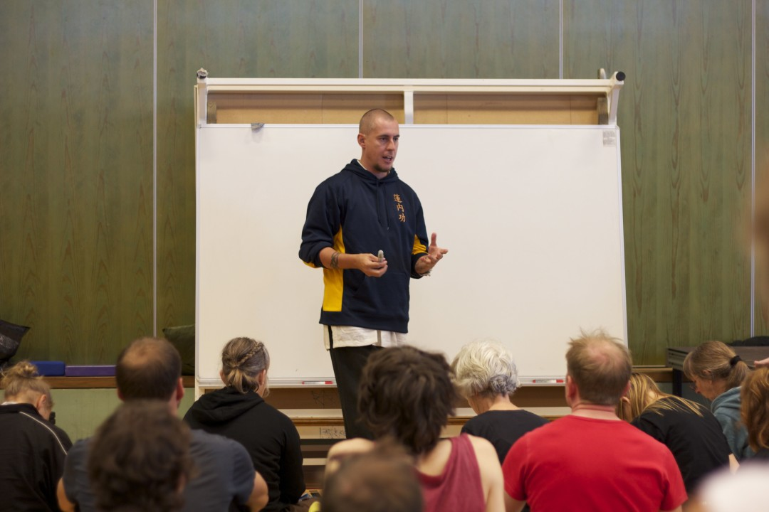 Lecturing in Sweden
